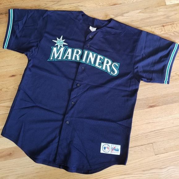 more photos e15c5 07608 Seattle Mariners Baseball Jersey Ken Griffey Jr.